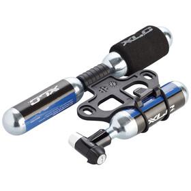 XLC PU-M03 Fietspomp zwart/zilver